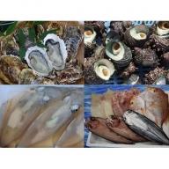 【12回定期便】旬の魚介類を毎月お届け!福津の魚介類定期便[B6041]