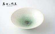 A45-70【有田焼】中皿 『春の頃』【真右エ門窯】