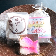 A−142.えつサブレ・佐賀菓子詰め合わせA