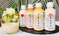 酒粕屋さんのフルーツ甘酒セット(10本入り)