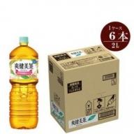 爽健美茶 2L×6本セット 【 ペットボトル 飲料 お茶 健康 神奈川県 海老名市 】
