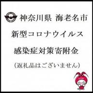 神奈川県 海老名市 新型コロナウイルス感染症対策寄附金(返礼品はございません)