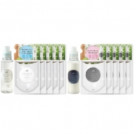 ファーファ ココロ 洗たく用洗剤・柔軟剤セット(大)