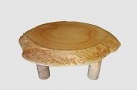 【47】座卓(テーブル)アカエゾマツ・一枚天板【厚さ約22.0cm】