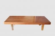 【55】座卓(テーブル)カツラ・一枚天板【厚さ約6.5cm】