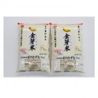 埼玉県産 金芽米(彩のきずな)5kg【BG無洗米】