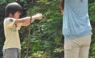 マス釣り体験&米原ランチ+お寺巡りコース