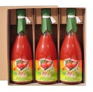(10001015)大雪山伏流水育ち「輝赤」のトマトジュース