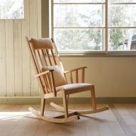 【0060003】M-chair Rocking〈ナチュラル革〉