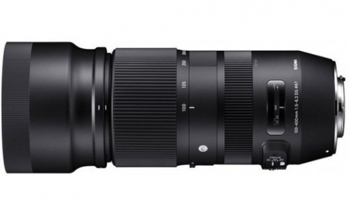 SIGMA 100-400mm F5-6.3 DG OS HSM | Contemporary(数量限定)