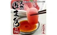 生マグロ <冷蔵> 短冊 750g【数量限定/予約受付】