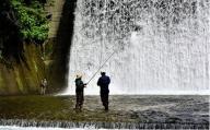 【渓流釣り体験付 】ゲストハウスMASAGO宿泊体験(1泊2名用)[B04-306]