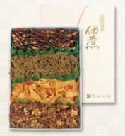 【伝統の味 八郎潟の佃煮】つくだ煮 四種詰合せ 680g(お徳用)