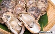 中島水産株式会社 生牡蠣(殻付き)20~22個(軍手、ナイフ付き)