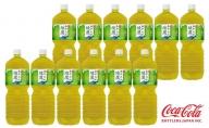 綾鷹 ペコらくボトル2L PET 6本×2ケース
