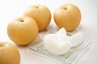 石村果樹園の梨 3kg以上(5~9玉)※2020年8月~10月上旬の収穫期間内に出荷【A207】