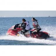【マリンボックス100】水上バイク免許取得券