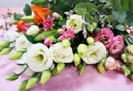 【年6回】季節のお花バラエティセット定期便★あんずの里【随時開始】[C6300]