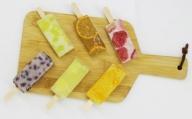 和菓子屋の葛アイス(6種)9本セット A-317