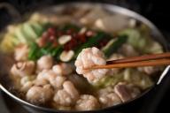 博多もつ鍋3人前食べ比べセット(醤油味・味噌味) 海千[C4351]