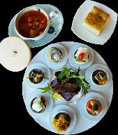 【ふるさと納税】【京都府 舞鶴】レストランランチ・多彩洋食プレートペアチケット