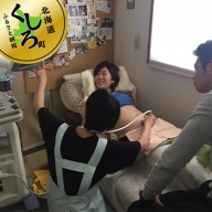 助産院マタニティアイ<赤ちゃんエコー体験>引換券(1名様分)【1085719】