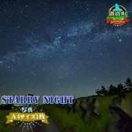 STARRY NIGHT<写真・A4サイズ1枚>【1090663】