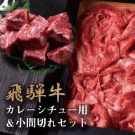 熟成飛騨牛『山勇牛』カレーシチュー用500g&小間切れ500gセット[D0052]