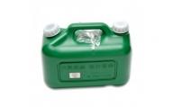 004IT02N.10Lポリタンク軽油缶(緑)