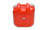003IT03N.18Lポリタンク灯油缶(赤)