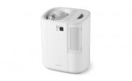 サーキュレーター加湿器 HCK-5519 グレー/ホワイト