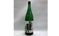清酒紀伊国屋文左衛門五百万石純米酒 1.8L