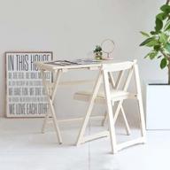《約1~2ヶ月後発送予定》Desk & Chair Set ホワイト