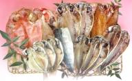 伊豆の味 かねた水産自慢のひもの7種詰合せ