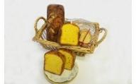 パン屋さんが作るフルーツガトー・ストロベリーガトー&バターシュガーラスクセット