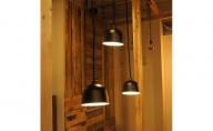 アルミシェード付照明器具(LED電球1個付き) ジブロ Temoto