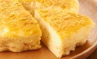 冷やして食べると更に美味しい かぼちゃチーズケーキ14cm【オホーツク佐呂間】