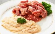 北海道産豚の焼肉セット2.4kg【オホーツクサロマ焼肉店特製】