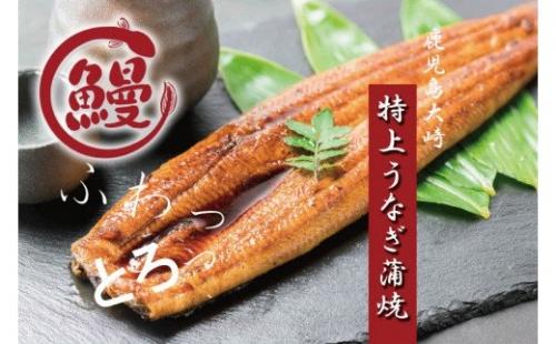 BG039 トロトロ国産うなぎ蒲焼3尾(1尾あたり200g以上)