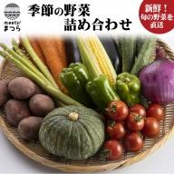 【A7-003】季節の野菜詰め合わせ