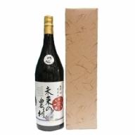 【A9-004】本格芋焼酎 未来の農村 25度 1.8L(カートン入り)