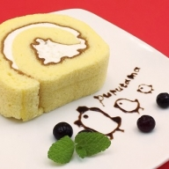 【A7-022】生ロールケーキ(松浦産養鶏場直送たまご使用)