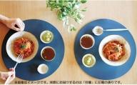 A50-132 皓洋窯 麺類もおかずも多用途に使える器 しのぎボウル&そば猪口ペアセット