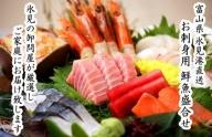 【6ヶ月定期便】産地直送 氷見漁港競り落とし『鮮魚のお刺身セット』※配送地域限定