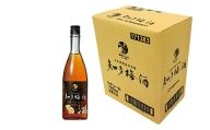 知多梅酒720ml 1ケース