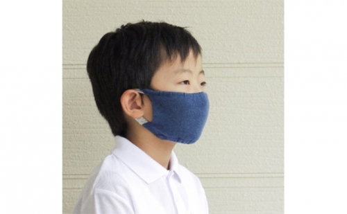 肌に優しいニットマスク Sサイズ   au PAY ふるさと納税