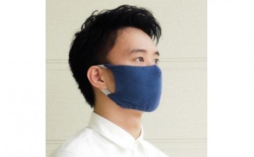 肌に優しいニットマスク Мサイズ   au PAY ふるさと納税
