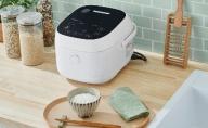 ヘルシーサポート炊飯器 IH 5.5合 RC-IJH50-W