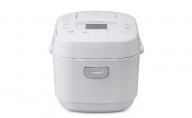 米屋の旨み 銘柄炊き ジャー炊飯器 3合 RC-ME30-W