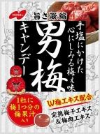 ノーベル製菓男梅キャンデー 24袋